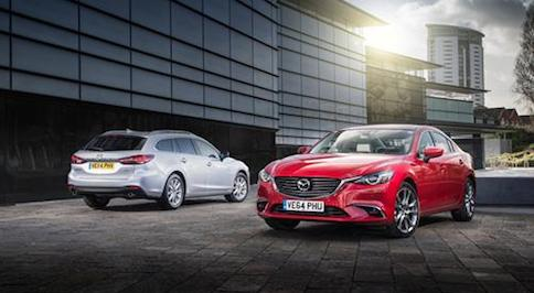Mazda to showcase latest technology at The Gadget Show Live 2015