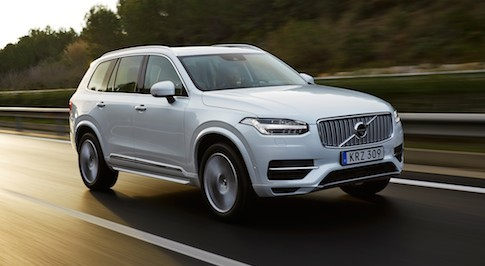 Volvo XC90 combines luxury and advanced safety for ultimate family living