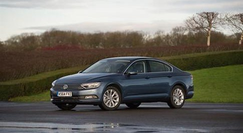 Volkswagen's Passat crowned 'Best Upper Medium Car' 2015