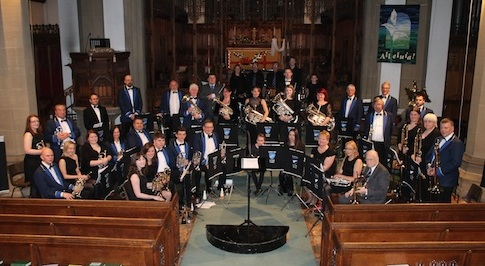 Championship Success for Dunston Silver Band