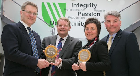 North East Business, Vertu Motors, Celebrates National Motability Awards for Best Practice in Customer Service
