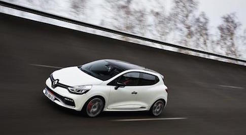 Renault brings new hot hatch models to Goodwood Moving Motor Show 2015