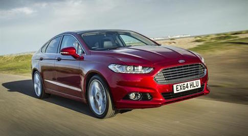 Ford's Mondeo crowned 'Car of the Year' 2015