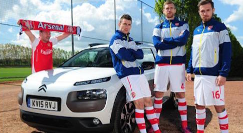 Citroën releases 'survival guide' for football fans