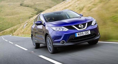 Nissan crowned 'Most Popular Crossover' by Honest John