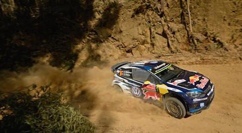 One-two-three finish for Volkswagen in WRC Rally Portugal
