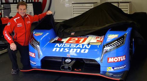Nissan GT-R LM Nismo to run in R90CK livery at Le Mans