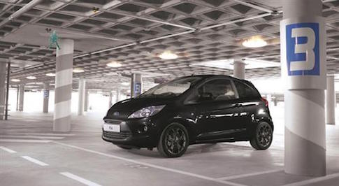Ford launches new Ka Black and White editions