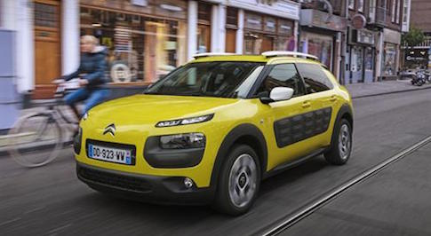 Citro�n C4 Cactus voted 'Car of the Year' by Diesel Car