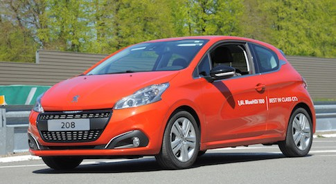 Peugeot 208 wins hearts again with updated version