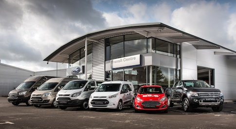 Ford's 'Transit Show Live' shows off UK's favourite CV range