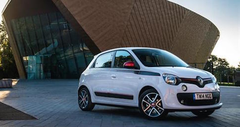 Renault Twingo scoops 'Design of the Year' award 2015