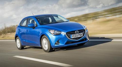 Mazda strengthens Motability programme with new Mazda2