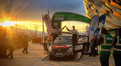 Peugeot rally star to take on Rallye Azores for the win