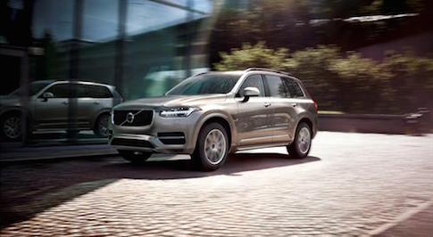 Volvo CX90 crowned Diesel Car's 'Best 4x4' of 2015