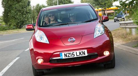 Nissan Leaf cuts monthly fuel bills by 65 per cent