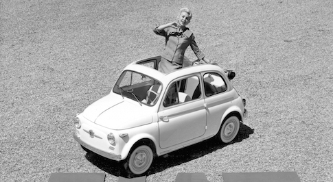 New Fiat 500 to be unveiled on July 4
