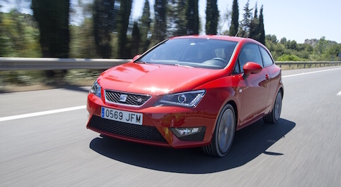 New SEAT Ibiza to make UK debut at Goodwood Moving Motor Show