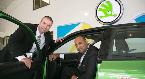 Vertu Motors acquires Darlington Skoda Dealership