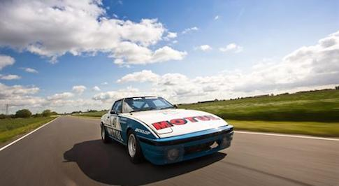 Goodwood Festival of Speed 2015 pays homage to Mazda's historic racing cars