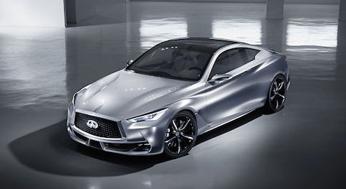 Infiniti showcases future concepts at Goodwood Festival of Speed
