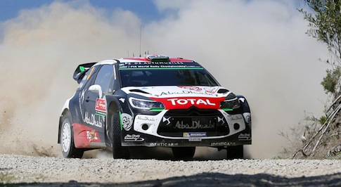 The DS3 WRCs prepare for their next challenge