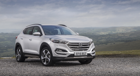 Hyundai reveals details of all-new Tucson SUV