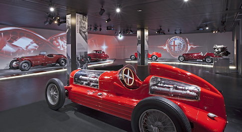 Alfa Romeo opens historical museum to the public to mark 105th anniversary