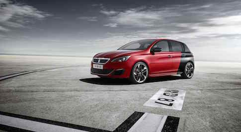308 GTi has its world debut next week at Goodwood Festival of Speed