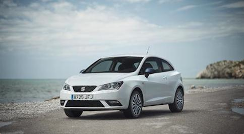 New SEAT Ibiza to make UK debut at Goodwood Festival of Speed 2015