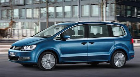 Volkswagen Sharan now available to order