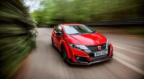 The 2015 Honda Civic Type R has arrived