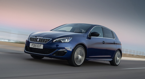 Peugeot's award-winning 308 receives strong demand ahead of 65-plate change