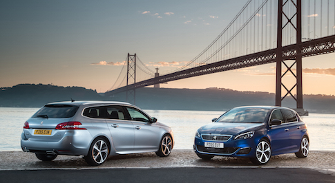 Peugeot excels in Auto Express Driver Power survey