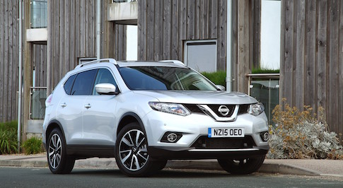 New petrol engine joins Nissan's X-Trail line-up