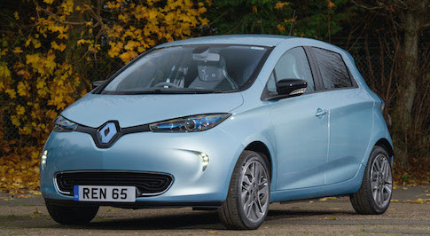 Renault announces updates to two of their electric models