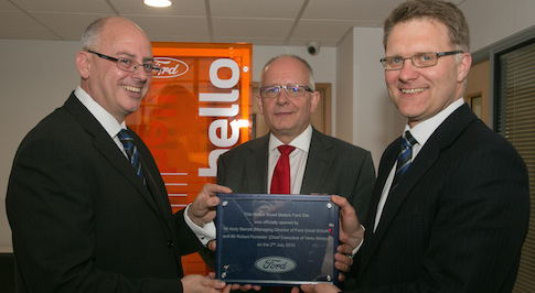 Bristol Street Motors Ford dealership in Durham reopens following major investment