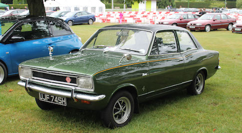 Vauxhall's 2015 Simply Rally saw over 100 cars on show