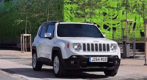 Jeep records sales record in June 2015