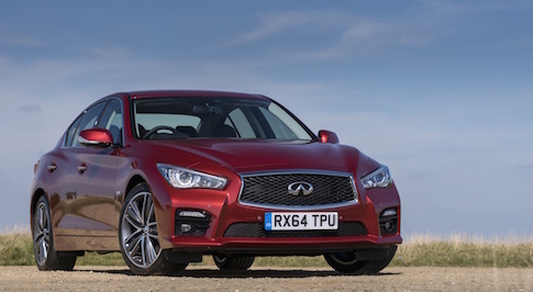 Infiniti sets new sales record in 2015