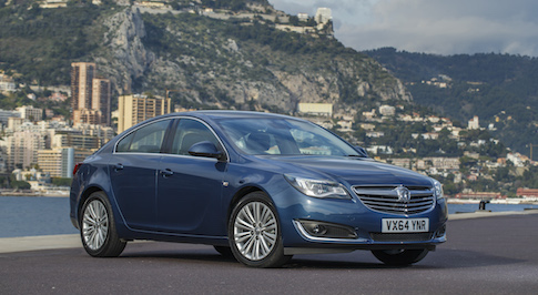 Vauxhall introduces 'Whisper Diesel' engine to the Insignia