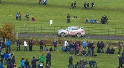 Hyundai announced as official car partner to Wales Rally GB for second year running