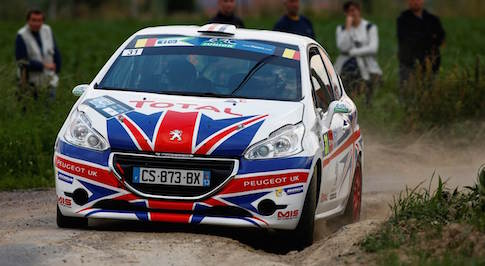 Chris Ingram 'confident' ahead of Estonia rally