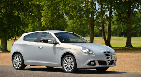 Updated Giulietta range boasts lower emissions and improved economy