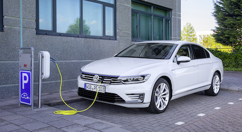 Volkswagen aspiring to become leaders in automated parking