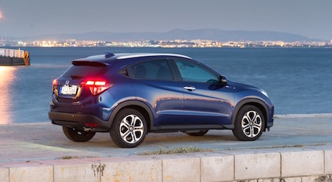 All-new Honda HR-V is part of the 'next generation of subcompact SUVs'