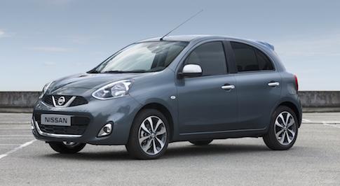 New Nissan Micra N-TEC boasts a wide range of technological feature