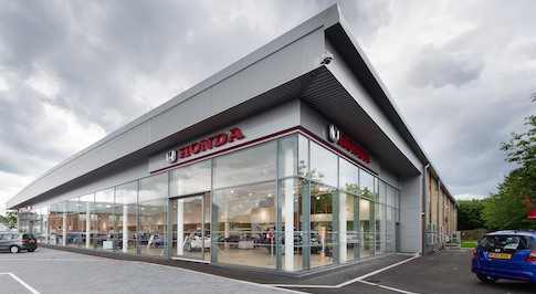 Honda ranked number one in customer satisfaction for vehicle servicing