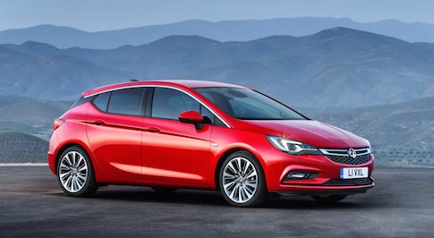All-new Astra to be revealed at Frankfurt show in September