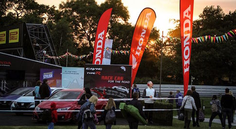 Honda roaring to go at Carfest South